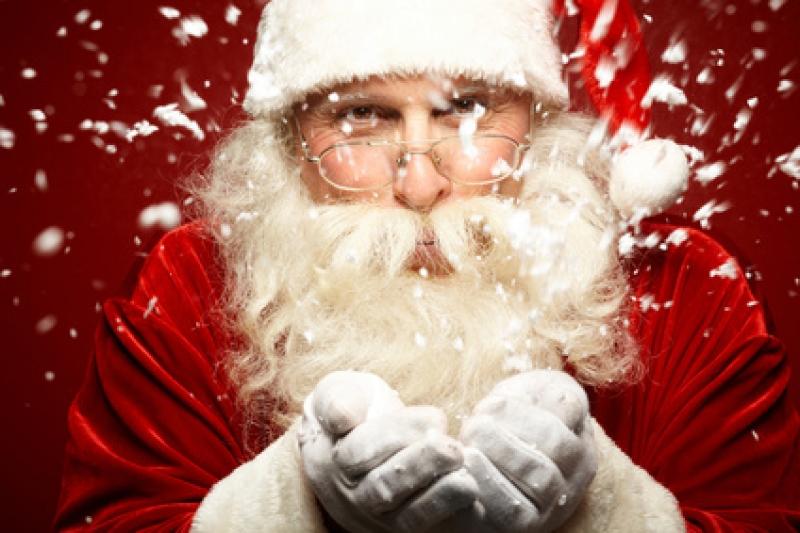 Le Père Noël passe à Grésy-sur-Aix !